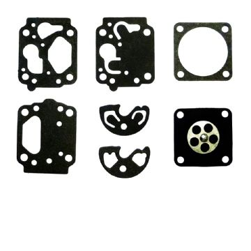 TK Carburettor Diaphragm, Gasket Kit, Kawasaki TH43, TH48 Engines, Trimmers, Brush Cutters Parts